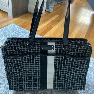 Kate spade GIGANTIC bag with leather wallet